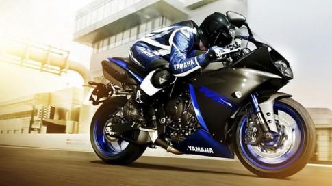 Yamaha indonesia công bố giá chính thức của Yamaha YZF-R1 2014