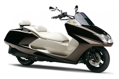 Yamaha Morphous 250 có thêm màu mới phong cách thành thị