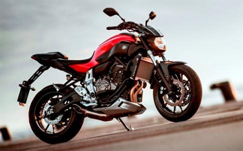 Yamaha MT-07 chuẩn bị ra mắt với giá gần 145 triệu đồng