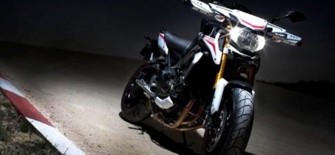 Yamaha MT-09 Street Rally 2014 - Hầm hố và mạnh mẽ hơn
