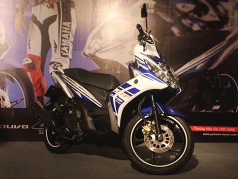 Yamaha Nouvo GP ra mắt phiên bản mới