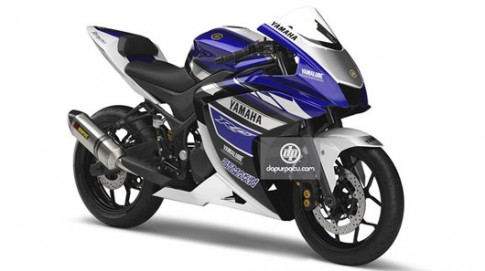 Yamaha R25 - Tân binh 250 phân khối mới của Yamaha