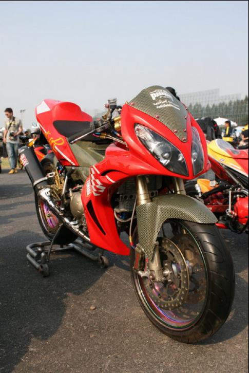 Yamaha Spark 135 cực chất với bản độ Racing