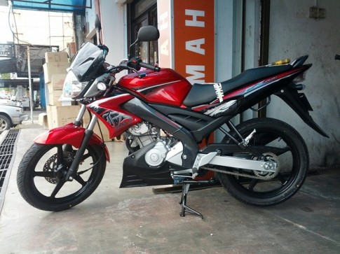 Yamaha Việt Nam ra mắt FZ150i vào sáng nay tại Hà Nội