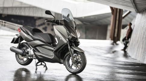 Yamaha X-Max 125 2014 được nâng cấp nhiều mặt