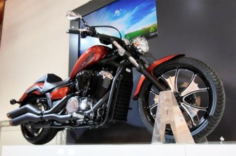 Yamaha XVS1300 Custom: Cruiser hoàn toàn mới
