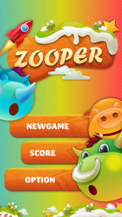 Zooper - game xep hinh cuc vui nhon