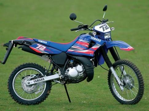 10 mẫu xe máy 2 thì 125 phân khối nổi bật trong thế kỷ 20