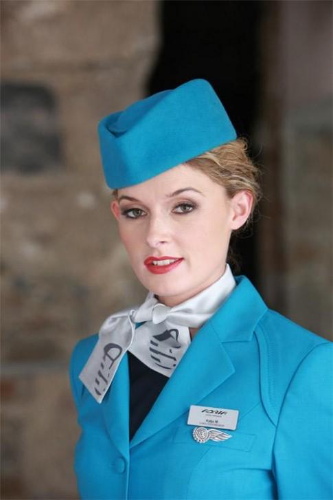 12 đồng phục tiếp viên hàng không đẹp nhất thế giới