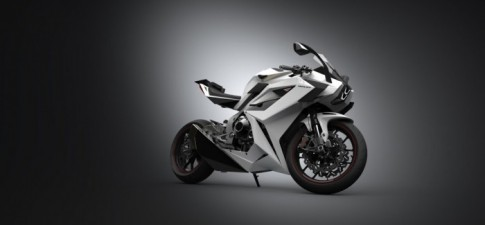 2015 Chak Motors Molot: Siêu môtô độ sở hữu hệ thống an toàn nhất thế giới.