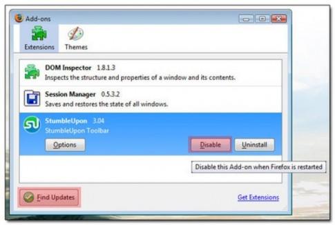 6 bước đơn giản làm giảm dung lượng bộ nhớ trong Firefox