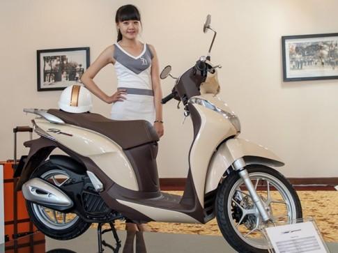 9 mẫu xe tay ga sinh ra dành cho phụ nữ