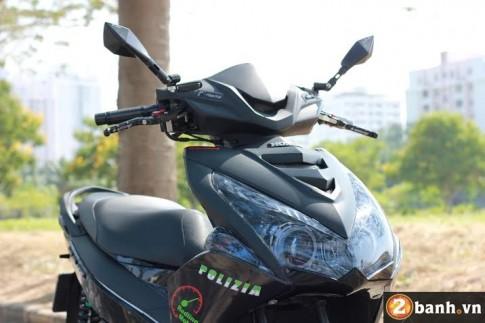 Airblade 2011 phiên bản đen nhám Polizia