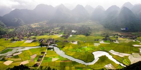 Ảnh đẹp về thị trấn Bắc Sơn Lạng Sơn