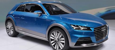 Audi ra mắt xe sang chỉ tốn xăng bằng xe tay ga