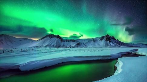 Bắc cực quang - hiện tượng thiên nhiên kì vĩ nhất thế giới
