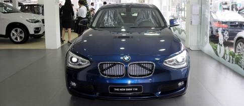 BMW 116i them lua cho xe nho hang sang