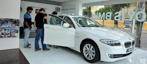 BMW đã bán được khoảng 10.000 xe tại Việt Nam