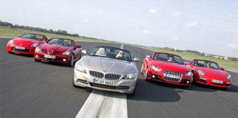 BMW đánh bại Audi, Mercedes trên 'đấu trường' doanh số