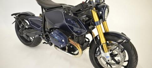 BMW R1200 với bản độ carbon từ Giulio Paz