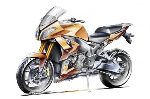 BMW ra mắt bản concept S1000F