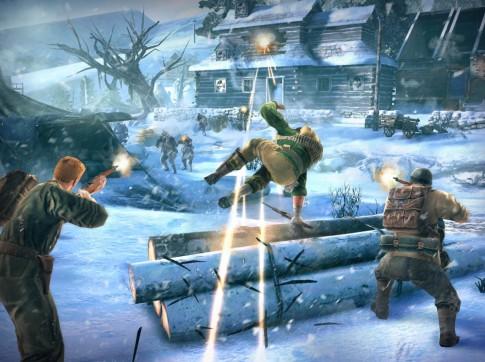 Brother in Arms 3 - game bắn súng hấp dẫn ra mắt trên iOS