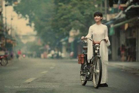 Cảm nhận hơi thở của phố cổ Hà Nội qua những chiếc xe đạp cũ