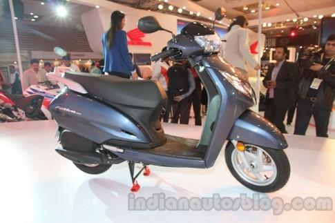 Cận cảnh xe tay ga Honda Activa 125 mới ra mắt