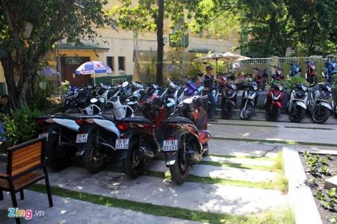 Câu lạc bộ Sài Gòn SH tổ chức mua bán gây quỹ từ thiện