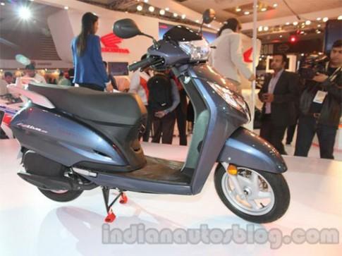 Chi tiết chiếc xe Activa 125cc vừa ra mắt của Honda