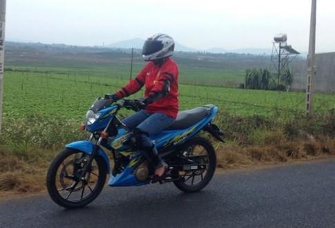 """Chia sẻ của nữ biker khi """"tậu"""" và trải nghiệm chiếc Suzuki Raider R150"""