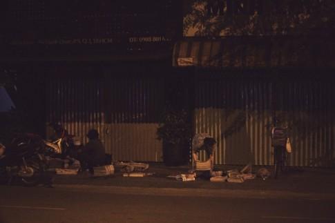 [Chùm ảnh] Nhịp sống của người Sài Gòn vào buổi sáng sớm