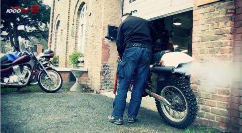 [Clip] Test dàn hơi KTM MV 495 rất lực nhé