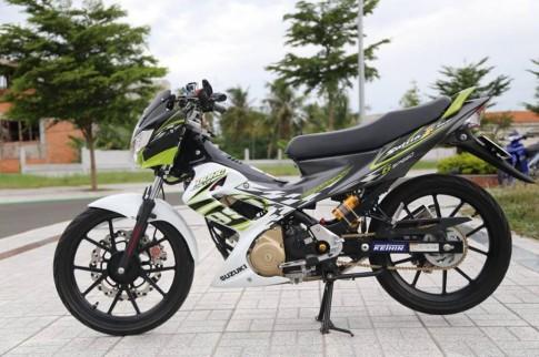 [Clip] Tong hop cac loai xe Suzuki Raider do cuc dep