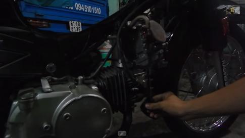 [Clip] Xem Dream 4165 test dàn hơi trái 70 FCR 33mm