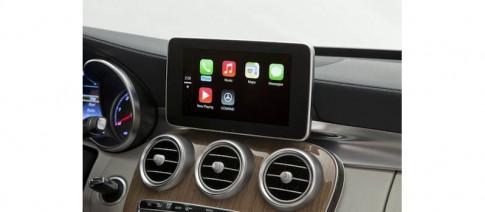 Công nghệ Apple CarPlay giúp kết nối iPhone với ô tô
