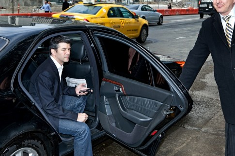 Điều ít ai biết về tỷ phú Travis Kalanick, ông chủ của Uber