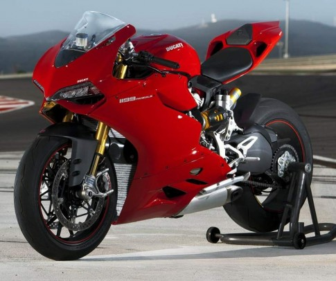 Ducati 1199 Panigale - Siêu Motor thương mại cùng cái giá ngất ngưỡng