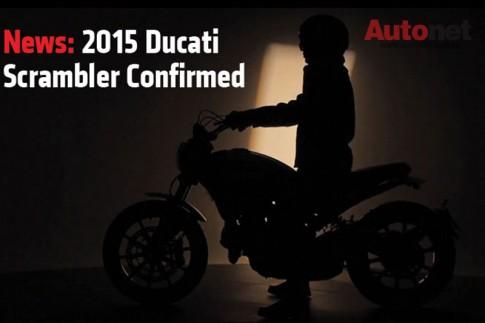 Ducati Scrambler 2015 huyền thoại sẽ được hồi sinh