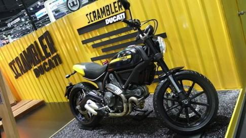 Ducati Scrambler sẽ có giá gần 350 triệu đồng khi về Việt Nam