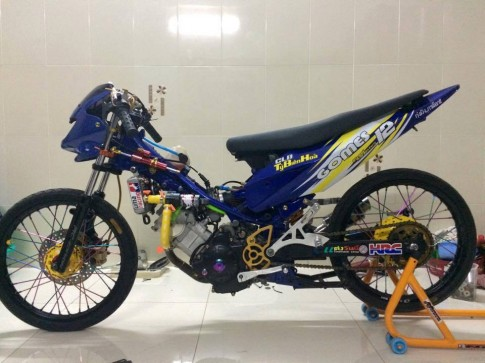 Exciter drag cực chất của Gomes