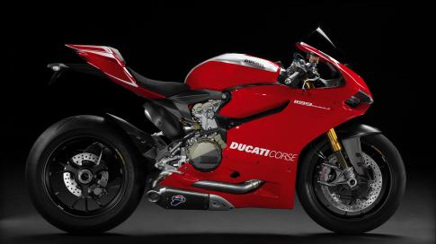 Giá bán các dòng xe môtô của Ducati tại Việt Nam