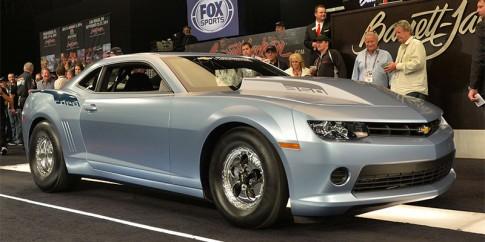 Hàng loạt xe Mỹ quý hiếm được đấu giá làm từ thiện