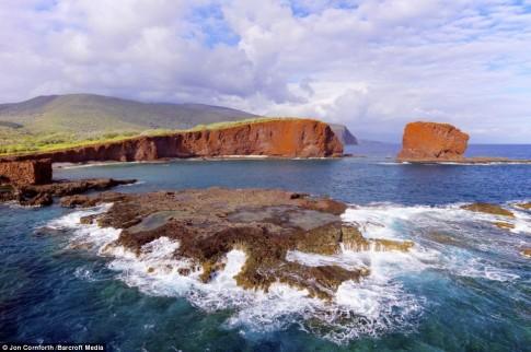 Hawaii kỳ thú chụp bằng trực thăng 6 cánh quạt