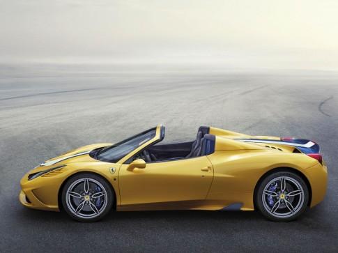 He lo nhung hinh anh dau tieu cua sieu xe ngua van Ferrari Speciale