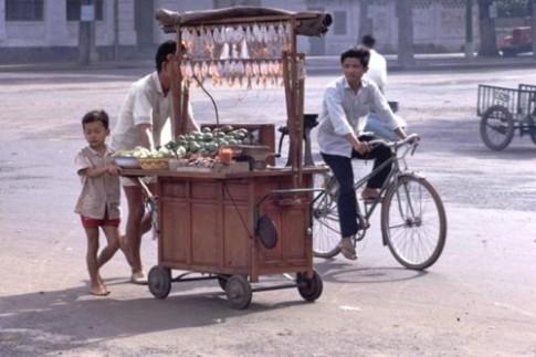 Hình ảnh ăn uống ở Sài Gòn xưa