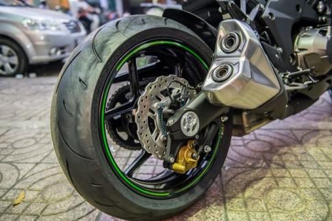 Hình ảnh Kawasaki Z1000 2014 giá gần 600 triệu tại Việt Nam