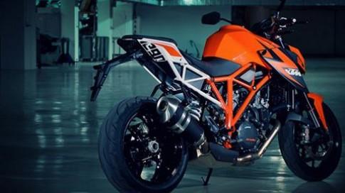 """[Hình ảnh] """"Quái thú"""" KTM 1290 Super Duke R đời 2014"""
