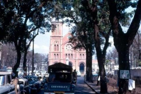 Hoài niệm đẹp về Sài Gòn xưa
