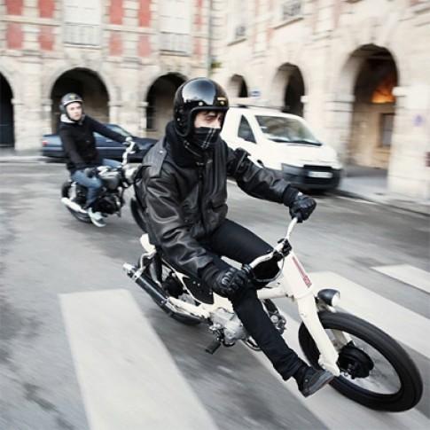 Honda C50 độ phong cách FA cực chất